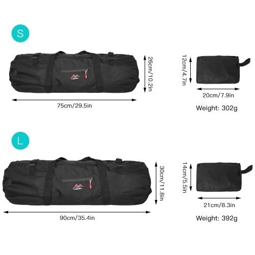 Portable Folding Camping Tent Bag