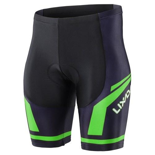 Men's Cycling Shorts Bicycle Shorts with Cushion Pad Shorts Tights Image