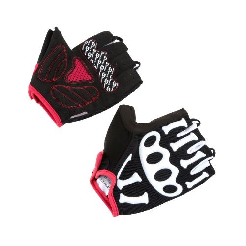 SPAKCT dita corte ciclismo metà Finger Gloves