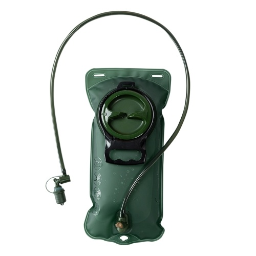 Vejiga de hidratación Bolsa de almacenamiento de vejiga de agua de TPU Reserva de agua a prueba de fugas Gran capacidad Senderismo Ciclismo Bolsa de agua al aire libre