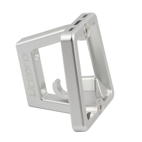 For Brompton Aluminum Alloy Folding Bike Front Carrier Bicycle Front Carrier Holder Image