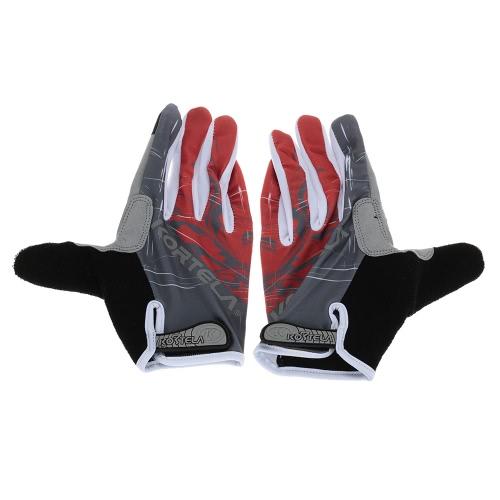 Полный Finger Спортивные перчатки Спортивные перчатки езда дорожный велосипед Мотор Велоспорт велосипедов