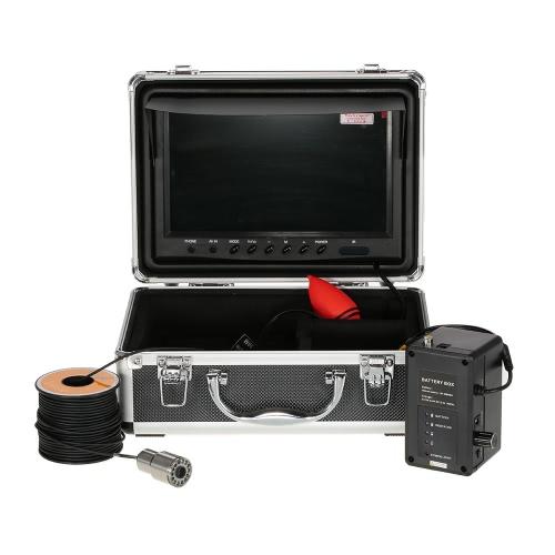 Waterproof 1000TVL HD Underwater Fishing Camera Fish Finder 9