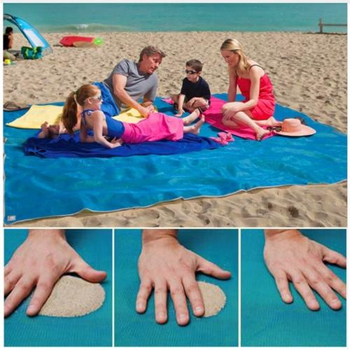 Hot Summer Beach Picnic Portable Outdoor Mat