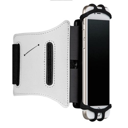 phone armband open face running arm band phone holder