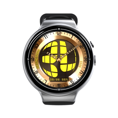 I4 air Heart Rate Monitor GPS Smart Watch