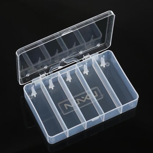 14 Compartment Fishing Bait Lure Hooks Box Image