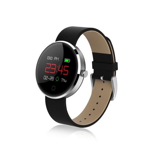 DM78 Fitness Tracker Color Screen Smart Bracelet