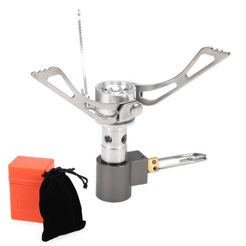 Lixada Super Light Легкая мини карманная горелка для приготовления пищи на открытом воздухе