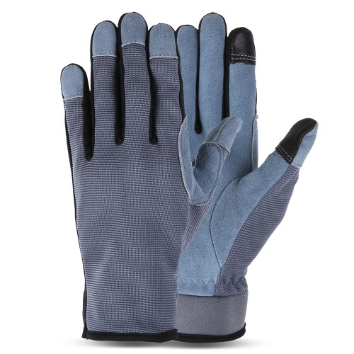 Riding Gloves with Touchscreen Function Breathable Image