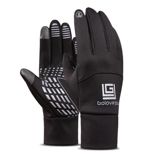 Thermal Winter Gloves Touch-screen Cycling Gloves фото