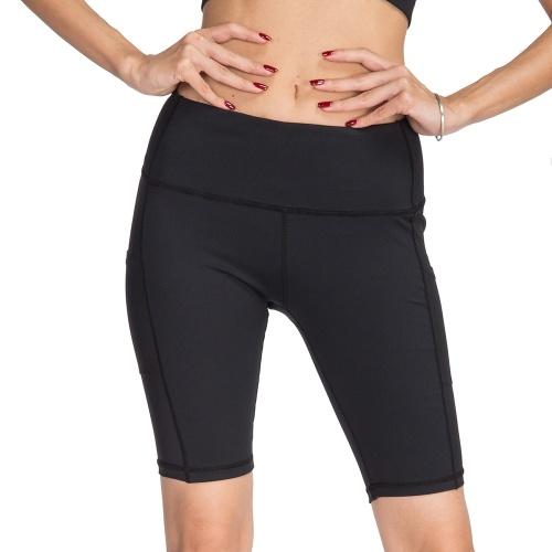 Calças Capri Yoga Yoga Shorts