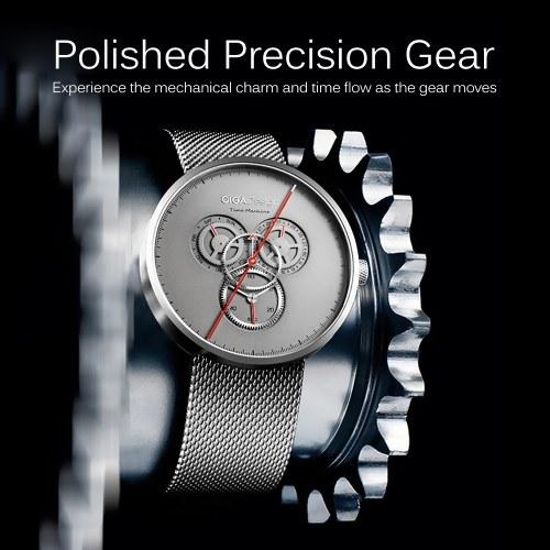 Xiaomi CIGA Design Men's Quartz Analog Wrist Watch