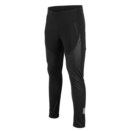 Winter Fleece Cycling Pants Men's Cycling Trousers