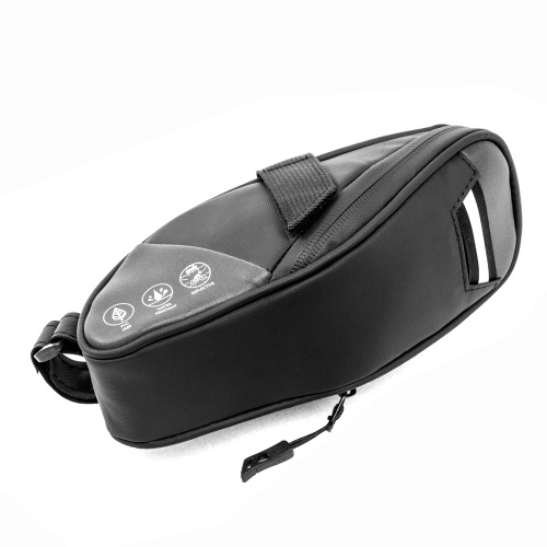 Reflective Bicycle Tail Bag Mountain Bike Cushion Bags Waterproof Saddle Package Riding Equipment Image