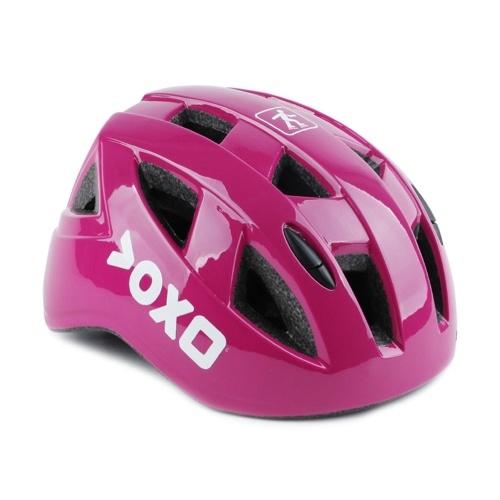 Красочный легкий детский велосипедный шлем безопасности фото