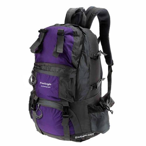 50L all'aperto Sport zaino escursionismo Trekking borsa campeggio viaggio impermeabile Pack alpinismo arrampicata zaino