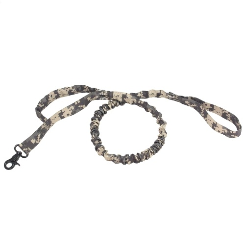 Entrenamiento del perro Bungee Leash Elástico del perro lleva la cuerda