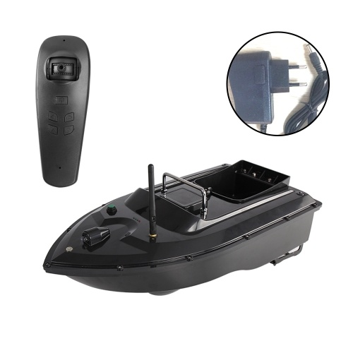 Fishing Bait Nesting Boat Intelligent Remote Control Boat 500m Wireless Dual-motor Long-distance Fishing Boats Nesting Device Fishing Feeder with Automatic Correction Route