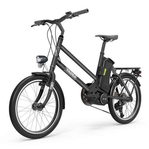 YADEA YT300 20Inch Electric City Bike with 7.8Ah Lithium-Battery