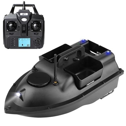 Barco de isca GPS com 3 recipientes de isca Barco de isca sem fio com função de retorno automático