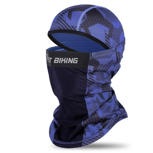 UV Protection Face Mask Sun-Protective Neck Gaiter Outdoor Helmet Lining Mask Cycling Neckerchief Versatile Breathable Neck Sleeve Anti-Dust and Anti-Droplet Neck Scarf for Men and Women Image