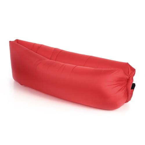 Docooler Outdoor Portable Lounger Air Sleeping Bag
