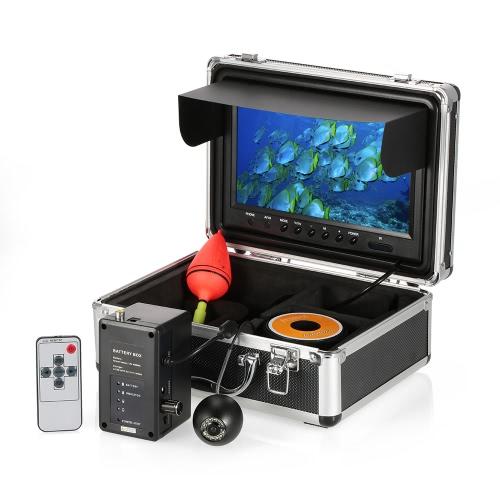 Professionelle Fischfinder Unterwasserfischen-Kamera 9