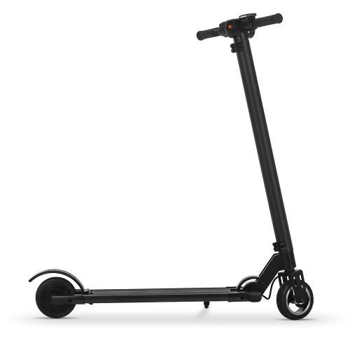 Vespa eléctrica plegable rápida de dos ruedas de 5.5 pulgadas 5 niveles de velocidad ajustable