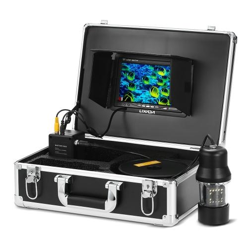 Lixada F8200B 7-Zoll-Monitor Unterwasserkamera