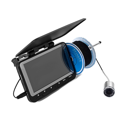 Lixada 15M 1000TVL Fish Finder Underwater Ice Fishing Camera 4.3