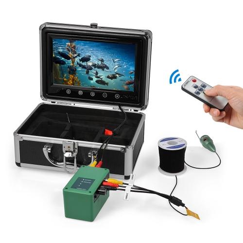 Kit fotocamera subacquea per fotocamera subacquea da 9 pollici con monitor LCD