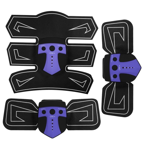 Abdominal Muscle Trainer Smart Body Building Fitness ABS para Abdomen Arm Leg Leg Training