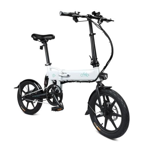 $853.57 OFF FIIDO D2 16 Inch Moped E-Bik
