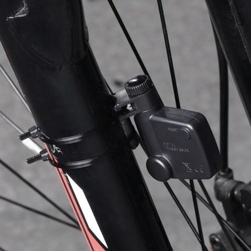 Multifunctional LCD Screen Bicycle Computer Wireless Bike Rainproof Speedometer Odometer Cycling 2.8inch Waterproof
