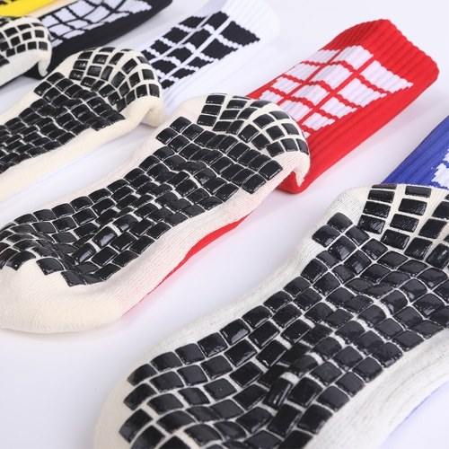 Men's Anti Slip Football Socks Sports Soccer High Tube Socks