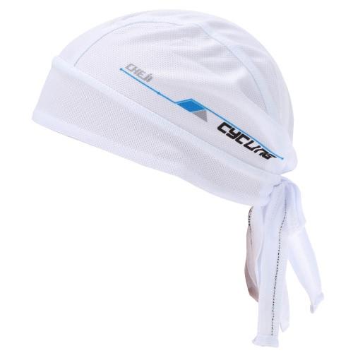 Sport all'aria aperta biciclette traspirante cappello Quick-dry Bike ciclismo foulard pirata sciarpa Fascia