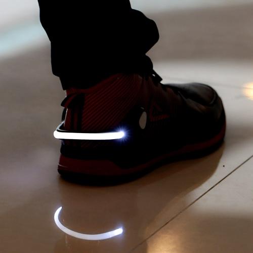 Sport Outdoor LED Clip scarpe di sicurezza per notte a piedi corsa ciclismo