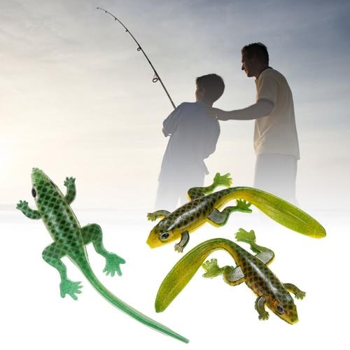 Lixada 10pcs de pesca señuelo trastos de pesca de señuelo señuelos señuelos de pesca cebos señuelo suave