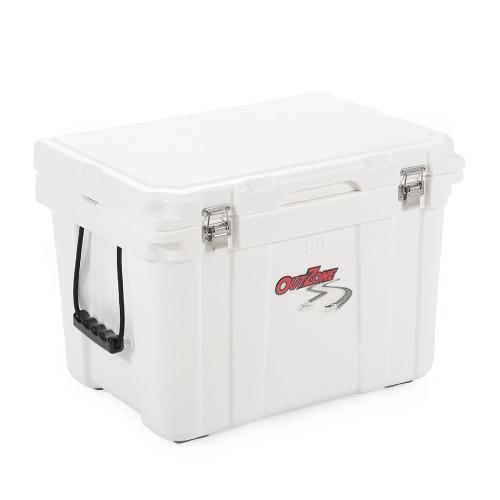 48L portatile Rotomolded del dispositivo di raffreddamento di sicurezza per pesca di campeggio