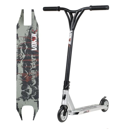 Smooth Professional Sports Scooter Monopattino 2 ruote scooter Skateboard CR-MO tubo per Pro Amateur