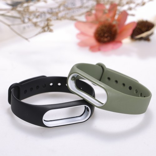 Xiaomi Mi Band 2 Waterproof Elastic Wristband