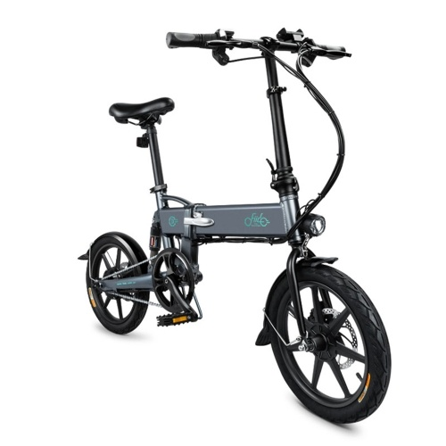FIIDO D2 16 Inch Folding Power Assist Eletric Bicycle