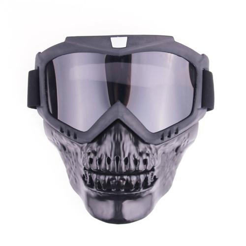 Наружная маска с защитными очками