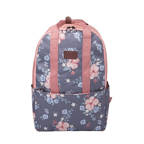 Lightweight Fashion Leisure Print Backpack