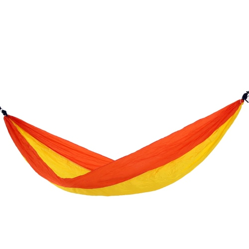 2 People Outdoor Leisure Hammock for Camping Travel