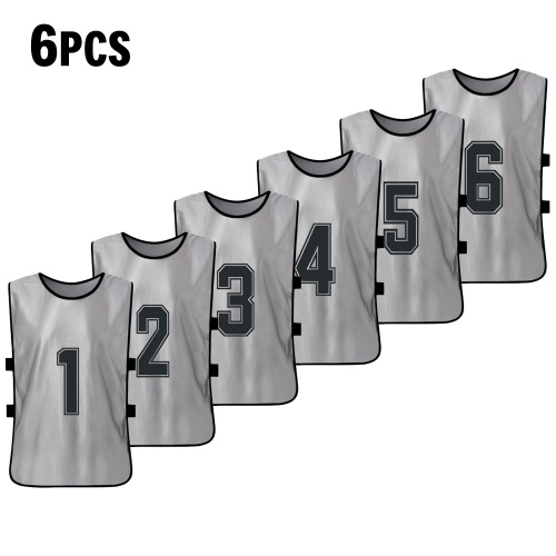 Soccer Team Training Bibs Practice Sports Vest