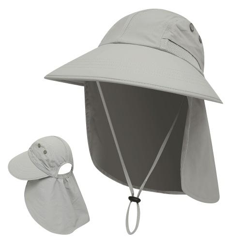 Sun Hat UV Protection Summer Cap фото