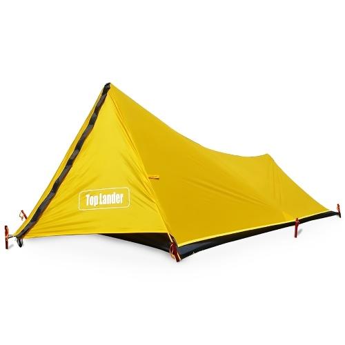 Tenda de acampamento ao ar livre Tenda ultraleve para dormir. Malha de abrigo Mosquito Repelente de insetos Rede de proteção fácil de configurar para acampamento, caminhada, piquenique, mochila, mochila