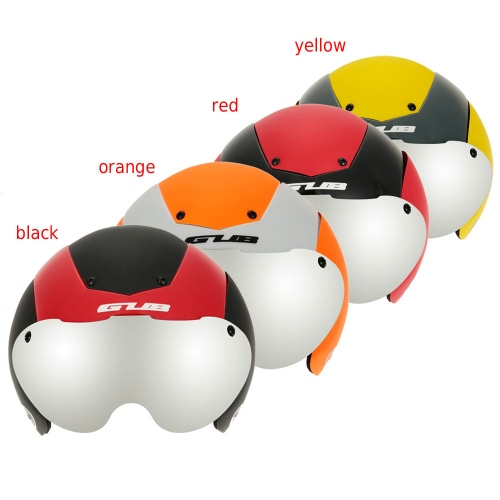 Image of Bicycle Cycling Helmet Ultralight Integrally-molded Bike Skating 2 in 1 Helmet with Goggles Unisex